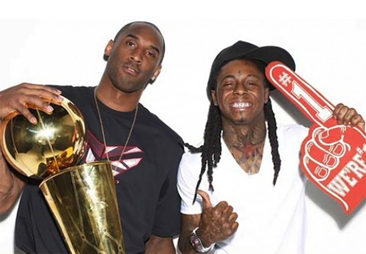 Las 10 mejores canciones con nombres de jugadores de la NBA