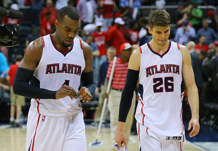 La venta de inicio de año de los Hawks de Atlanta