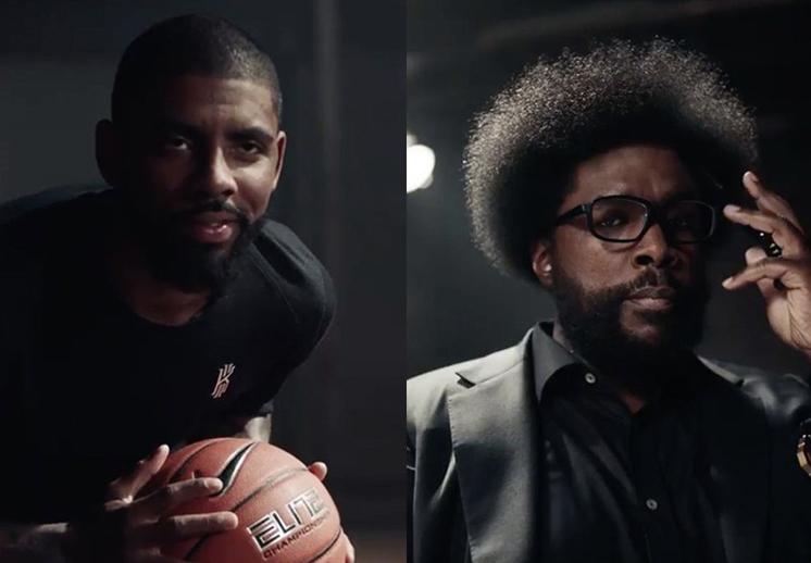 Kyrie 3: Improv (comercial de NIKE Basketball)