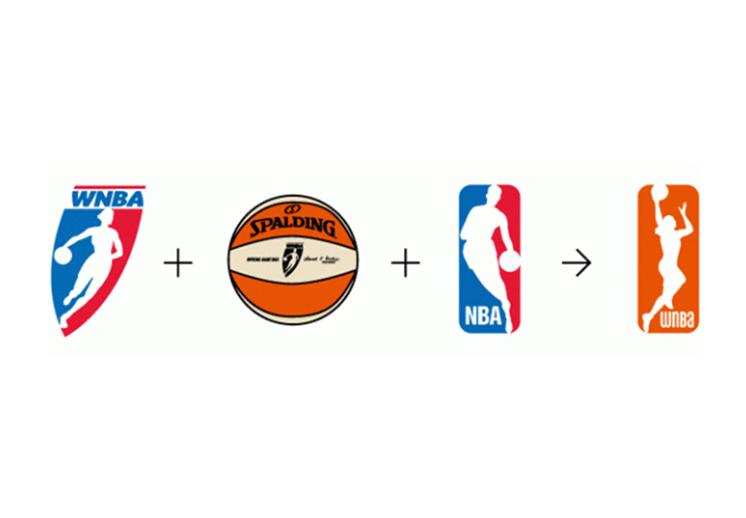 El misterioso Logo de la WNBA