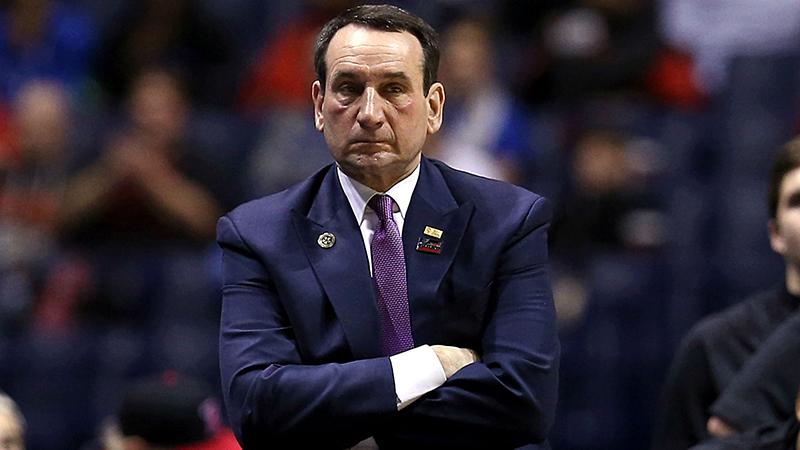 El Coach K deja el banquillo de Duke por cuatro semanas