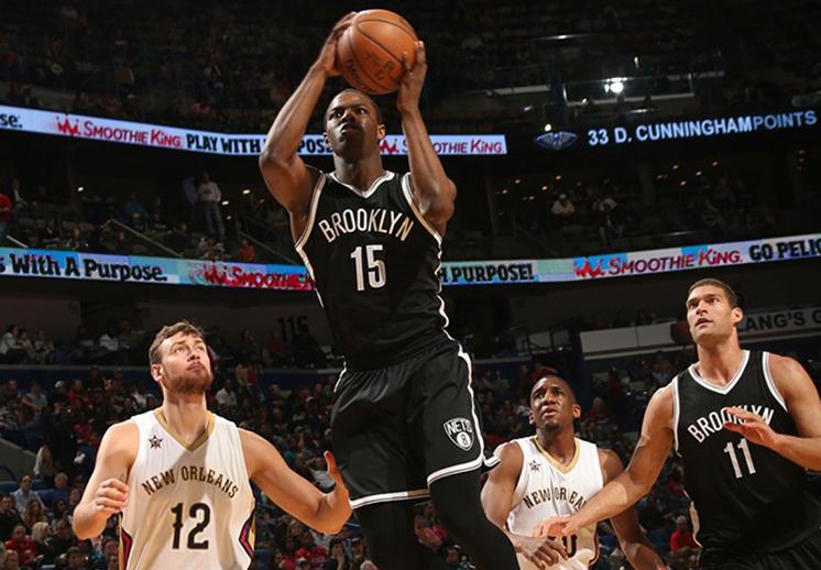 Paliza de los Nets a los Pelicans