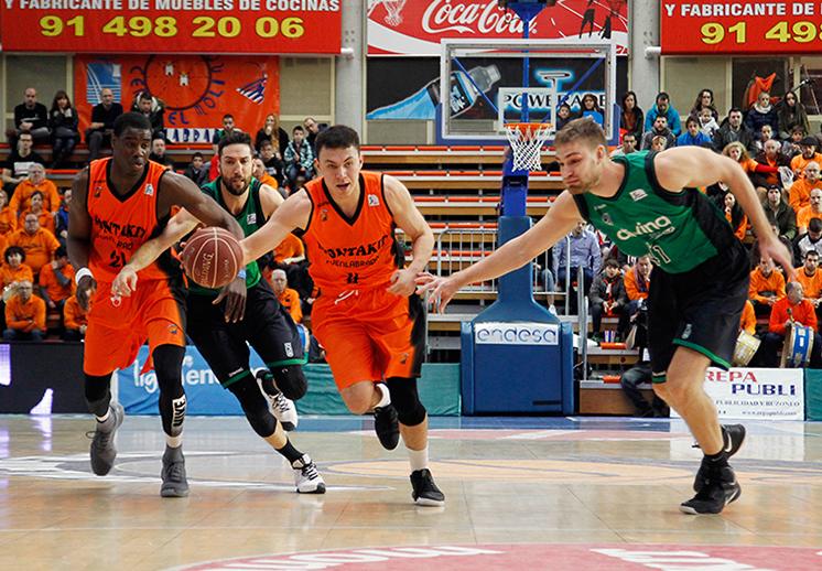 Paco Cruz lograron triunfos en la Liga Endesa foto 2