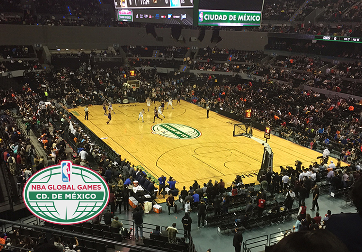 thumbnail. Suns y Mavericks hicieron vibrar a México en el NBA Global Games CDMX