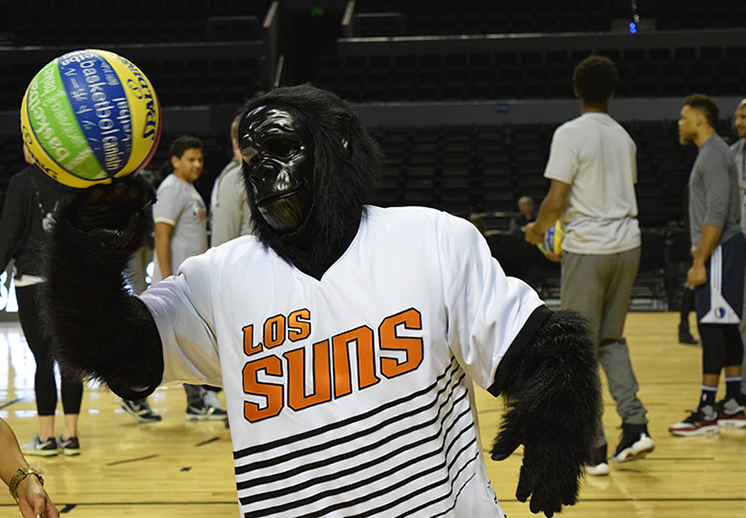 thumbnail. Mavs y Suns en el NBA Global Games CDMX