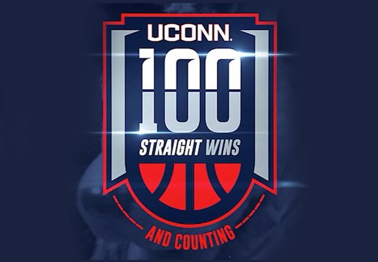El equipo femenil de UConn logró su victoria 100 de forma consecutiva foto 2