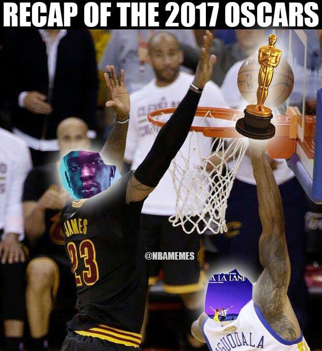 La NBA en los Premios Oscar