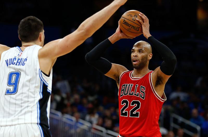 Mucho ruido y pocos cambios en la NBA, Bulls y Thunder cambian piezas importantes para su juego de basquet