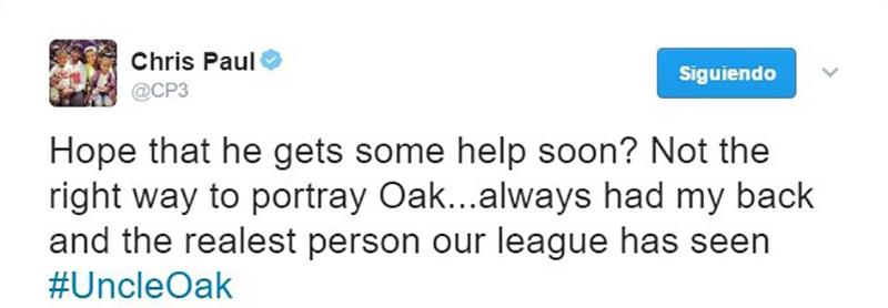 Todos contra los Knicks, en defensa de Oakley foto 2