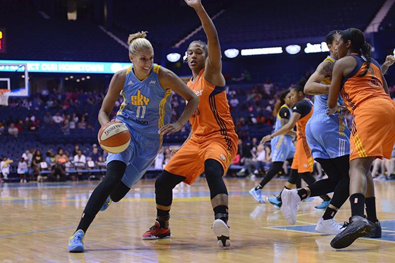Mega cambio en la WNBA, Elena Delle Done va a Washington