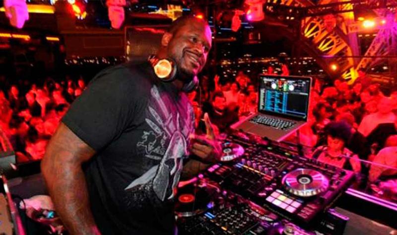 Shaquille O´Neal a.k.a DJ DIESEL
