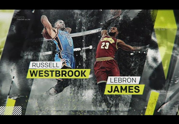 ESPN Sport Science: LeBron James vs Russell Westbrook