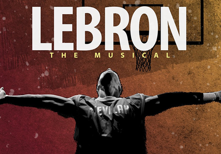 La carrera de Lebron James hecha musical