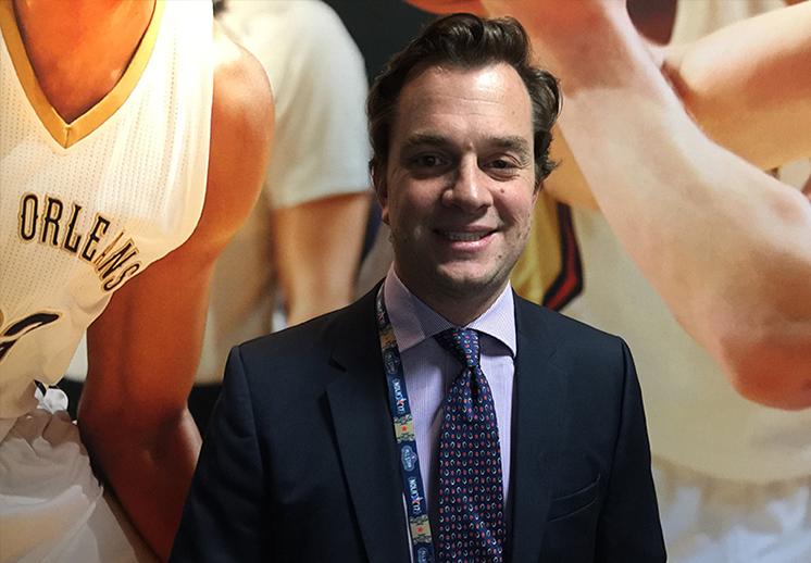 Arnon de Mello y los planes de NBA en México y Latinoamerica