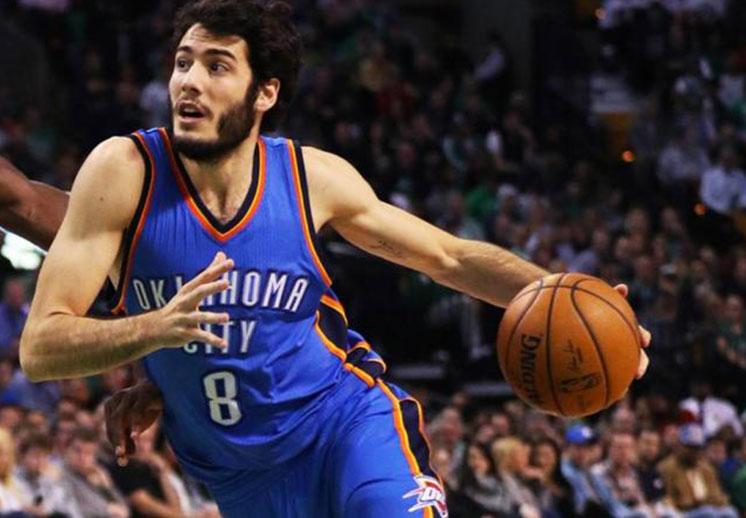 Alex Abrines va por más en la NBA