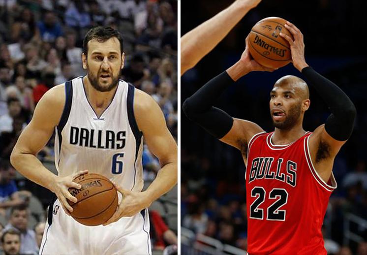 cambios de jugadores entre equipos de basquet en la NBA