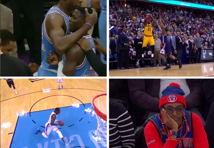 Canasteando 13 de febrero 2017, lo mejor de la semana en el mundo del basquet
