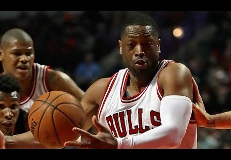 Show de clavadas en la NBA