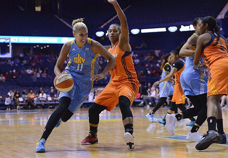 Mega cambio en la WNBA, Elena Delle Done va a Washington foto 1