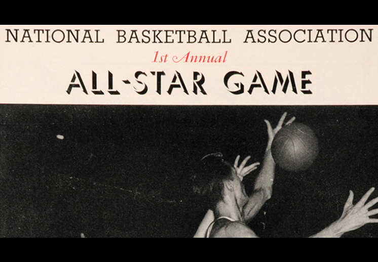 La historia del NBA All Star Game.