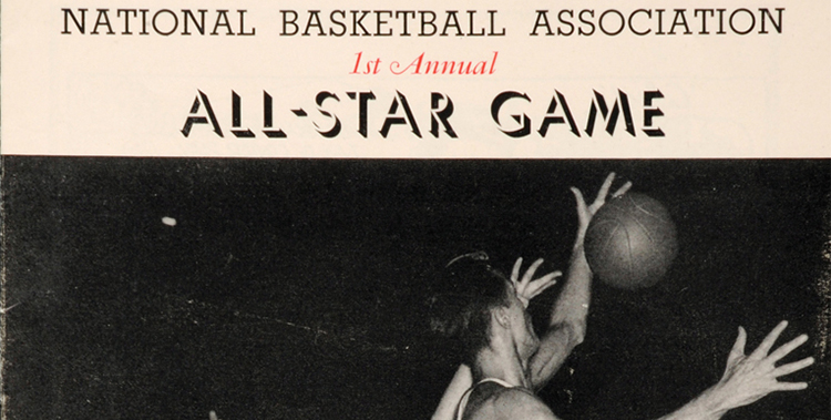La historia del NBA All Star Game.