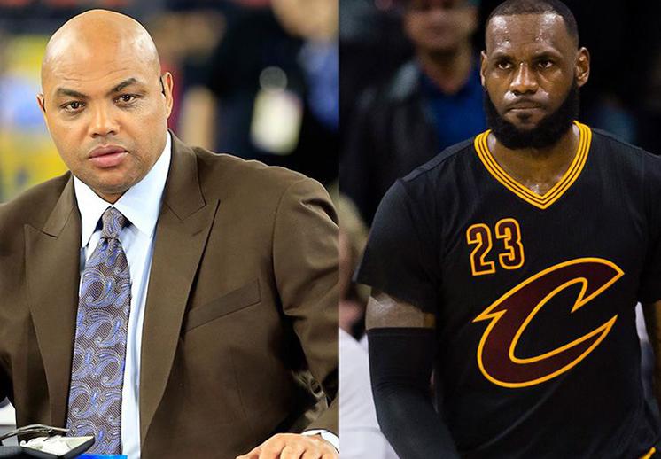 La batalla entre LeBron James y Charles Barkley