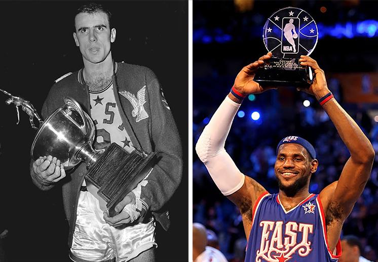 NBA MVP. basquet