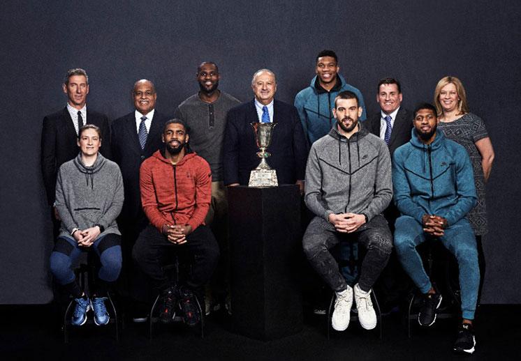 FIBA y Nike concretan alianza