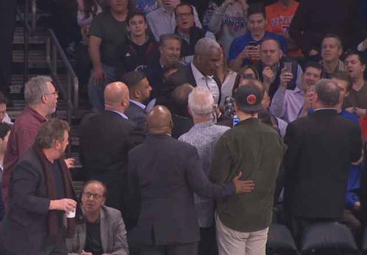 Michael Jordan y el Comisionado Adam Silver ponen orden con los Knicks foto 2