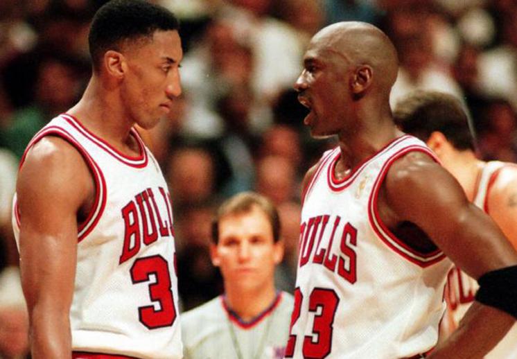 Scottie Pippen: Cuando se retiró Jordan, fui el más feliz