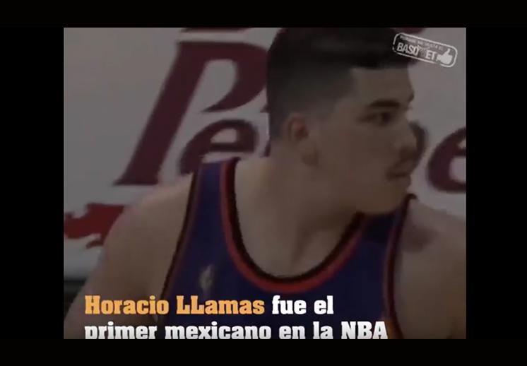 Mexicanos en la NBA.