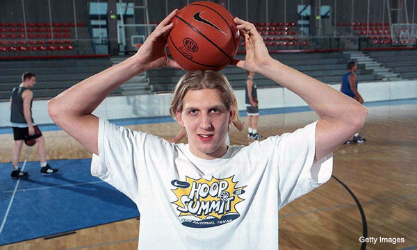 Nowitzki pensó dejar la NBA y regresar a casa foto 2