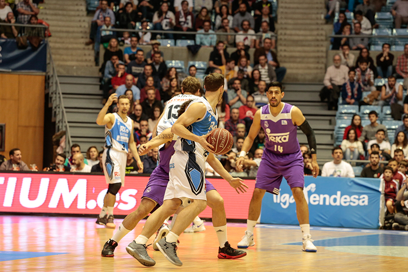 Crisis del Real Madrid basquet en la Liga Endesa foto 2