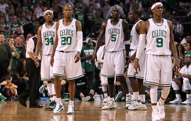 """Los Celtics preparan fiesta sin el """"traidor"""" Ray Allen"""