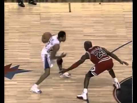 El crossover a Jordan, la jugada favorita de Iverson foto 1