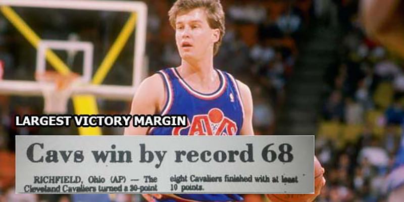 La peor derrota en la NBA. Cavaliers derrotan al heat 148-80 foto 2