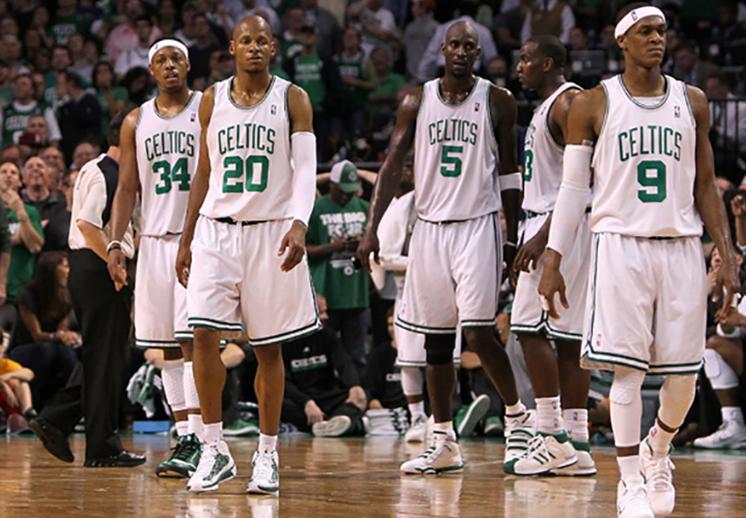 """Los Celtics preparan fiesta sin el """"traidor"""" Ray Allen foto 2"""