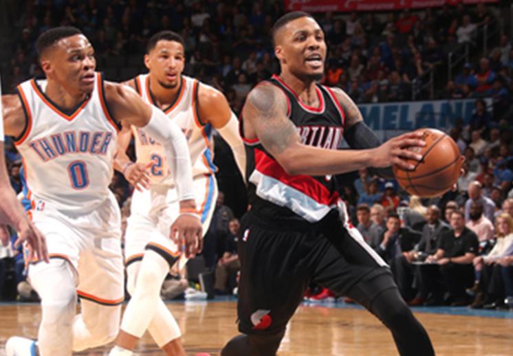 Westbrook tuvo 58 puntos pero no evitó la derrota del Thunder