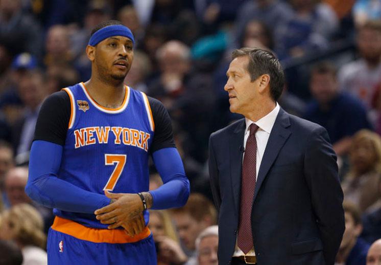 Los Knicks no piensan cambiar de coach