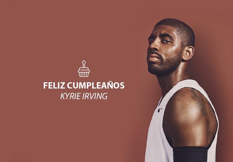 5 datos curiosos de Kyrie Irving para festejar su cumpleaños, por vivabasquet.com
