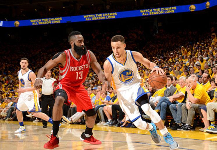 El favorito de Stephen Curry para MVP