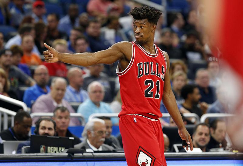 Los Bulls: la peor pesadilla de los Cavs foto 2