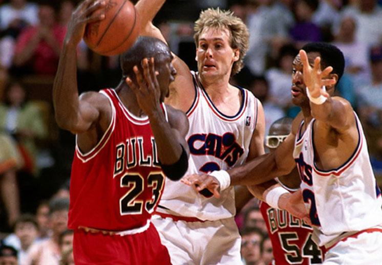 El día que Michael Jordan anotó 69 puntos