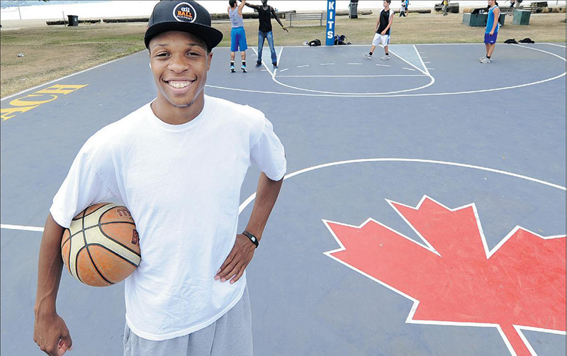 Conoce La historia detrás de King Handles en viva basquet foto 2