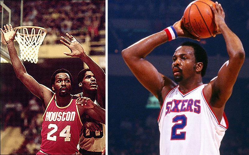 Jugadores de básquet que fueron MVP en dos equipos diferentes de la NBA