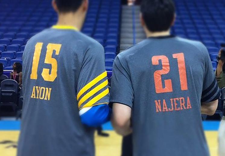 Najera y Ayón, mexicanos basquetbolistas en la NBA