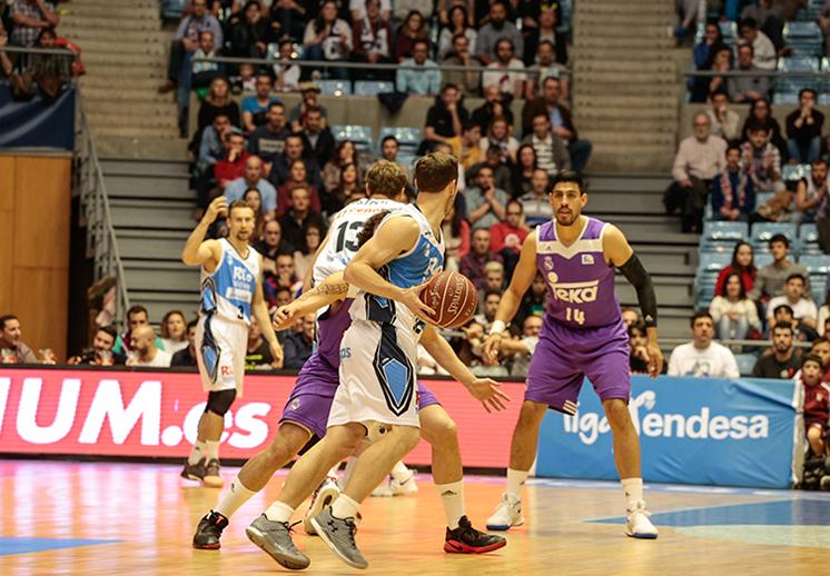 Crisis del Real Madrid basquet en la Liga Endesa foto 3
