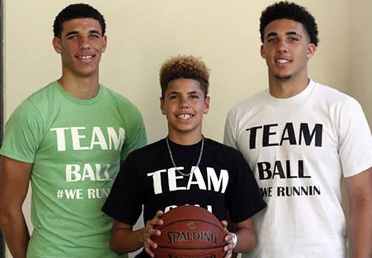 team Ball