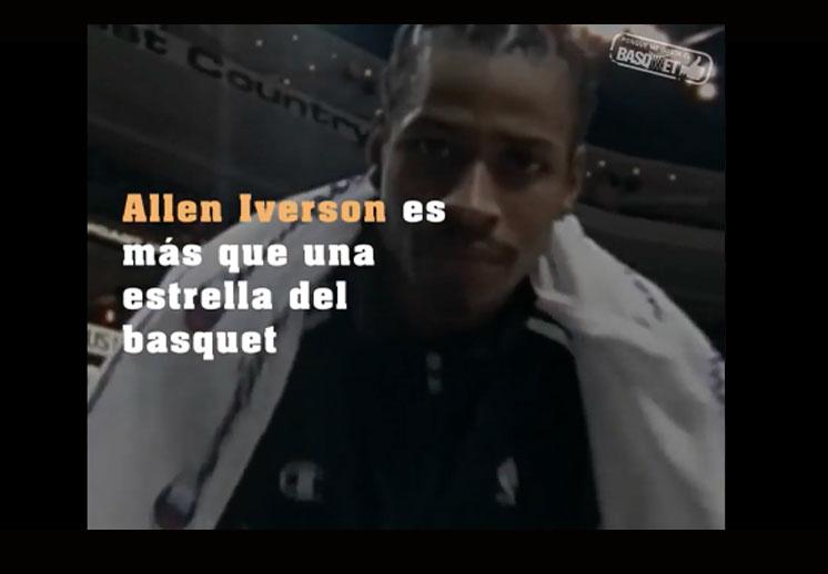 La controversial historia de Allen Iverson