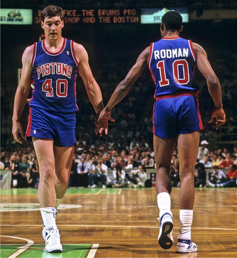 Las mejores parejas de jugadores altos en la NBA foto 4